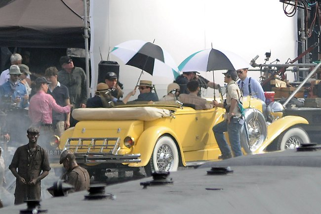 the great gatsby movie set 12