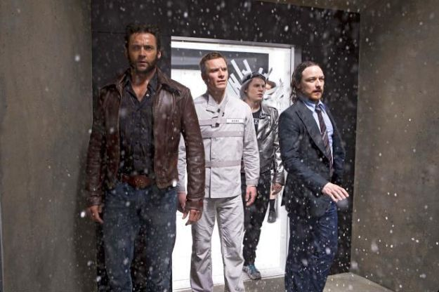 X-Men-Days-of-Future-Past-Quicksilver-Magneto-Proffesor-Xavier-and-Wolverine